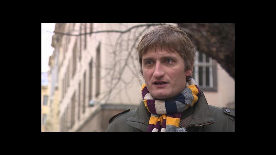 Video Za sdružení Referendum 2014 hovoří Jakub Patočka