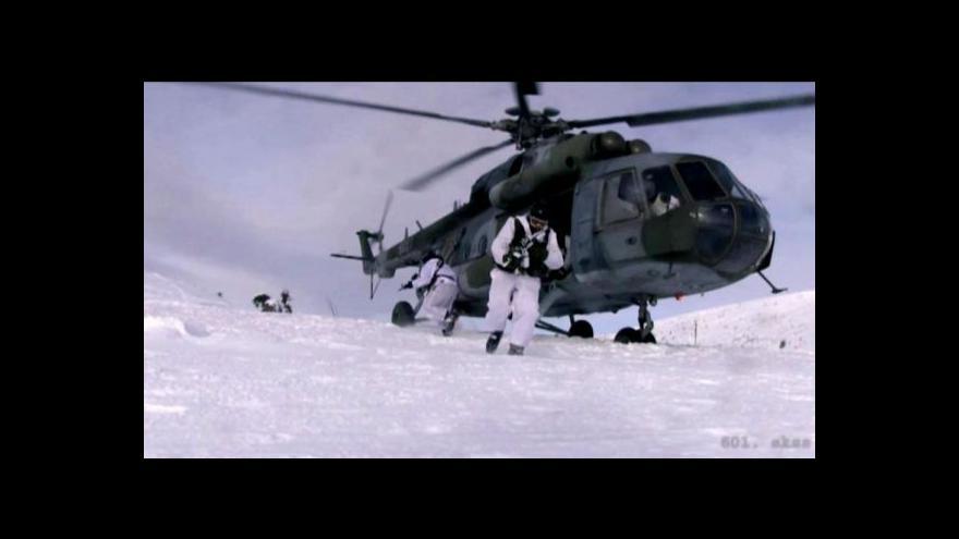 Video Armáda chce posílit speciální síly