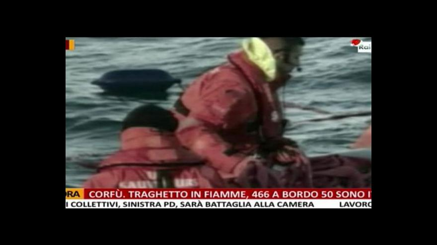 Video Kapitán Zeman: Evakuace trajektu by se mohla podařit do soumraku