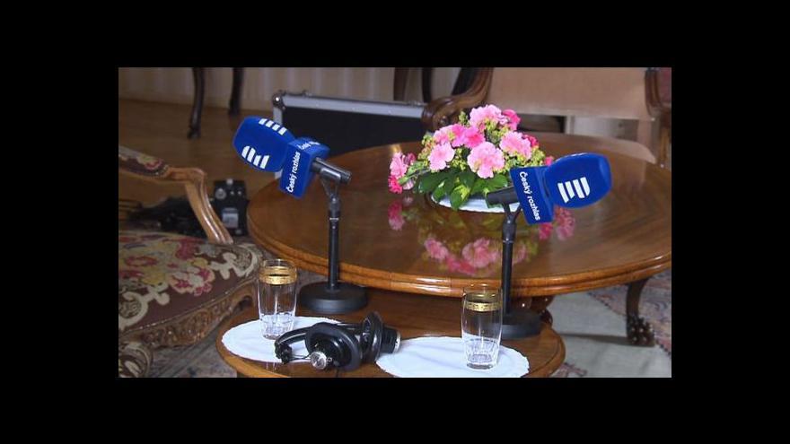 Video Hovory z Lán na Českém rozhlase končí
