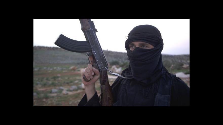 Video Tunisané bojují po boku Islámského státu