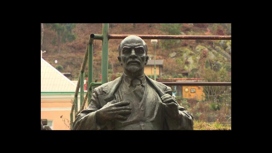 Video Města řeší, co se sochami komunistických diktátorů