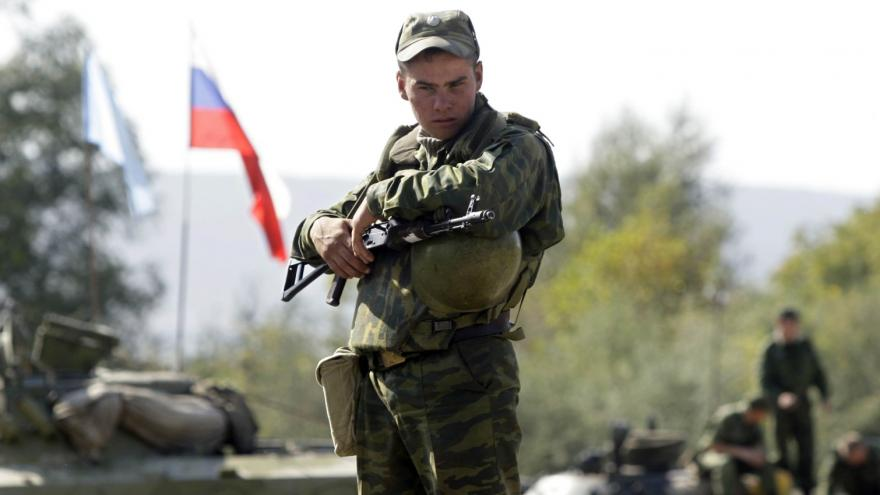 Video Horizont ČT24: Politické školení mužstva se vrací do ruské armády