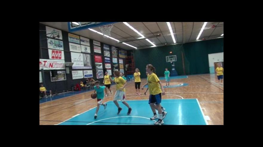 Video Basketbalový maraton