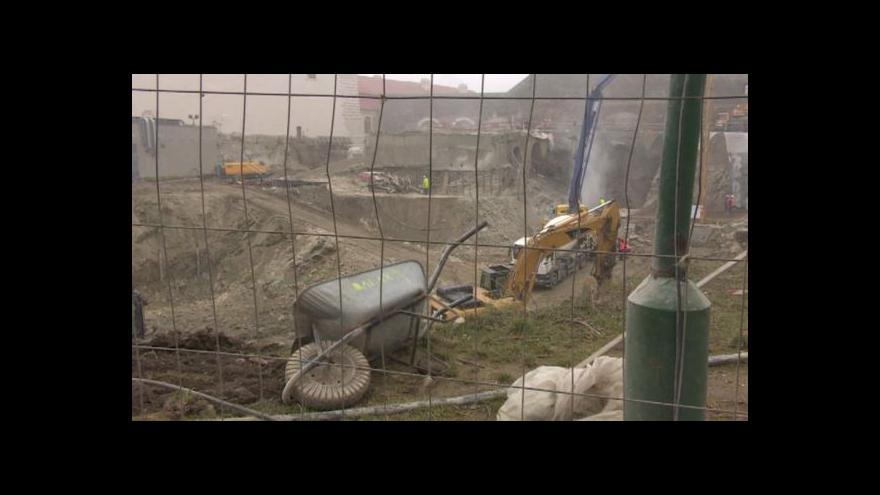 Video Šéf slovenského parlamentu tvrdí, že se stavba vyplatí