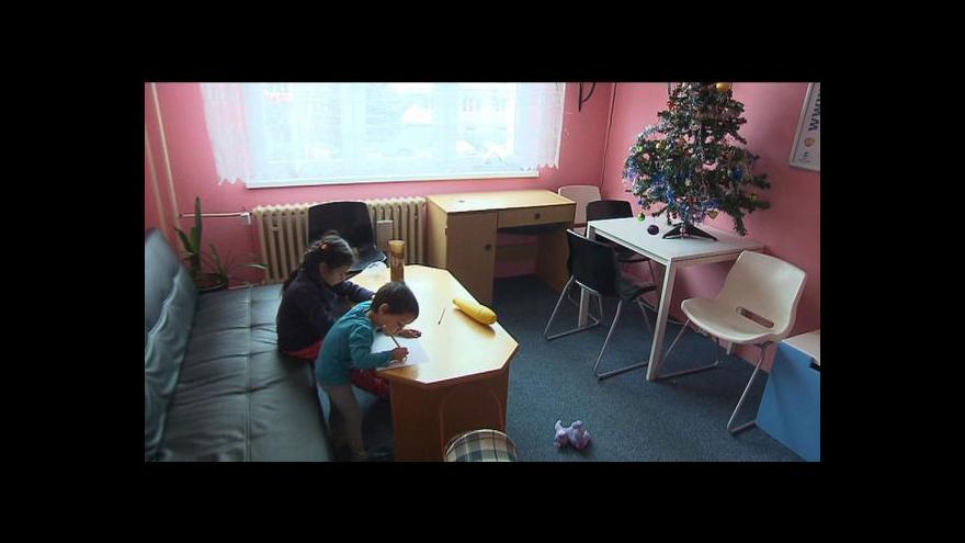 Video Události: Vánoce v azylovém domě