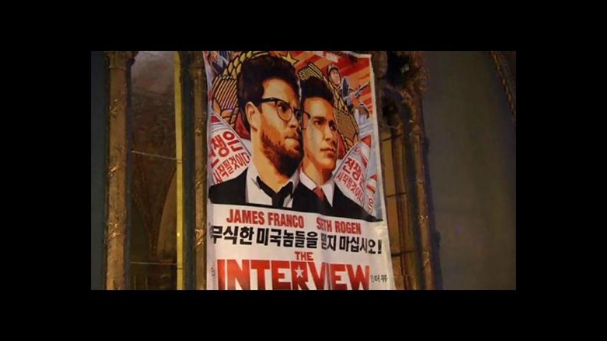 Video V USA měla premiéru komedie o vůdci KLDR