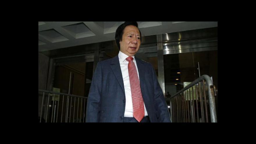 Video Boj čínské vlády s korupcí slaví úspěchy