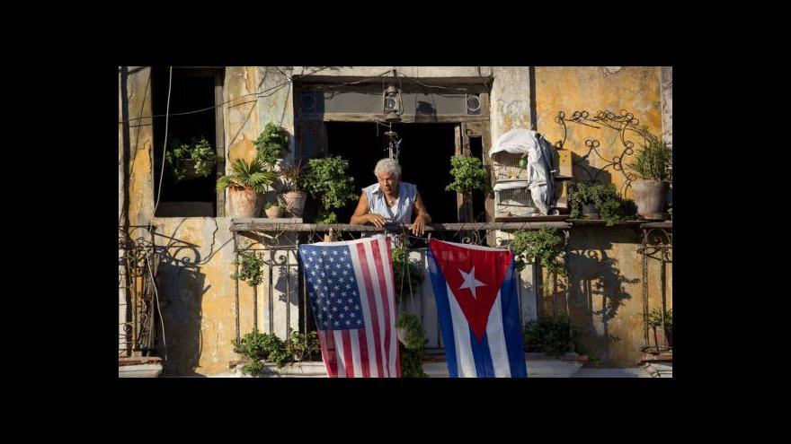Video Kuba se těší na zrušení embarga