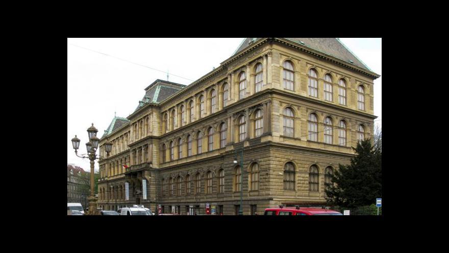 Video Uměleckoprůmyslové muzeum chystá dvouletou rekonstrukci