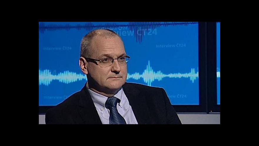 Video Bartuška: Debatu o těžebních limitech bychom měli uzavřít