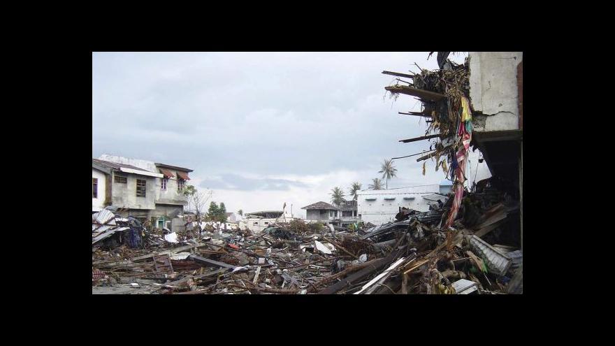 Video Editor ČT o svých zážitcích z Thajska pár dnů po tsunami