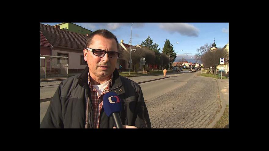 Video Starosta Rajhradu František Ondráček (nez.) o zákazových značkách