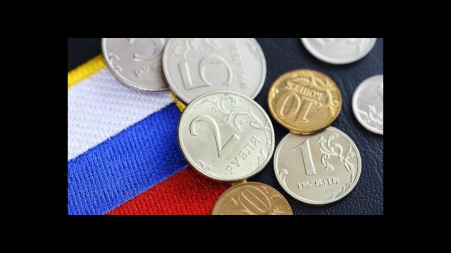 Video Čeští exportéři ruské trhy neopustí