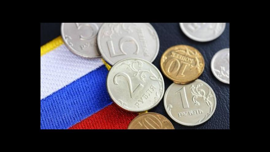 Video Na setrvání v Rusku se shodl stát, podnikatelé i odbory