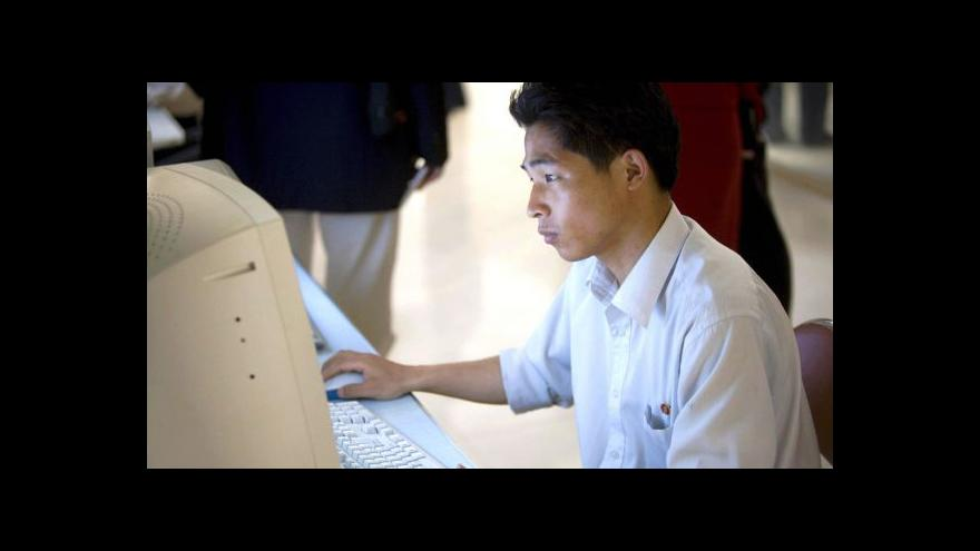 Video Odborník: Infrastruktura KLDR je značně zaostalá