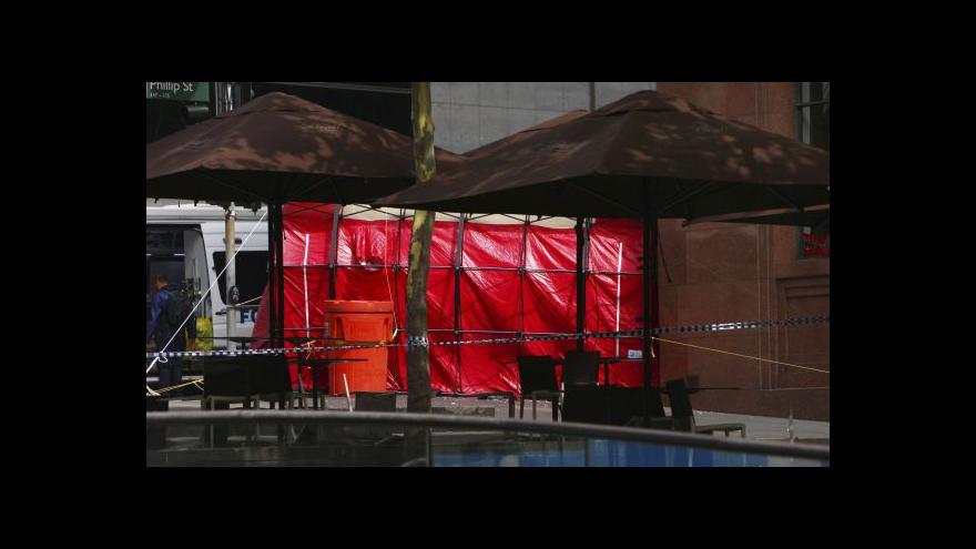 Video Austrálie se bojí dalších útoků