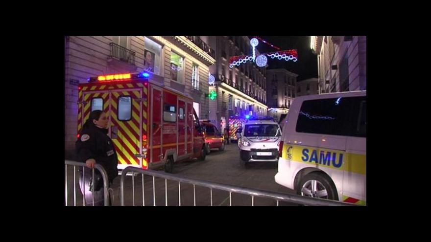 Video Francie posiluje bezpečnostní opatření