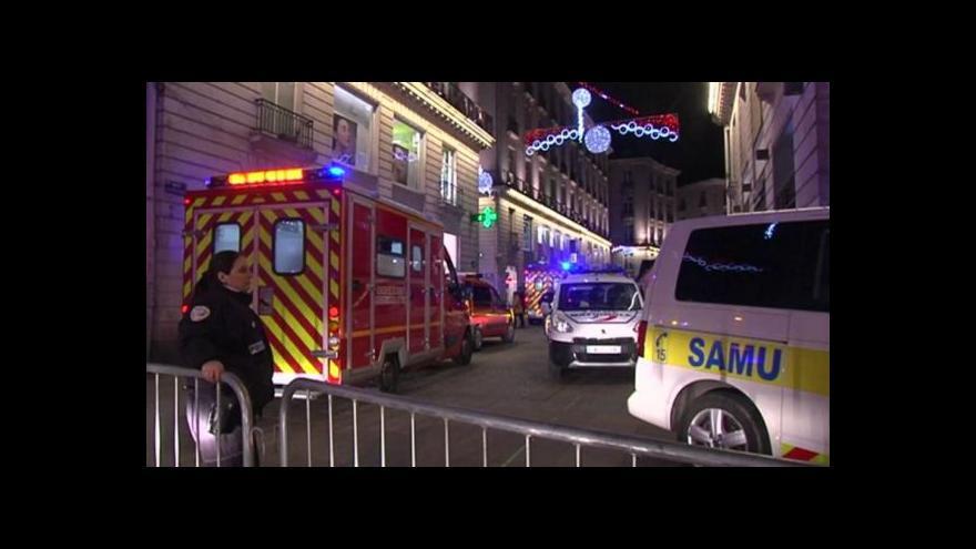 Video Dopisovatel Le Monde: Jistá podobnost v těchto akcích je