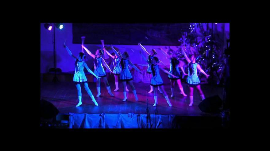 Video Vánoční akademie na ZŠ v Borohrádku