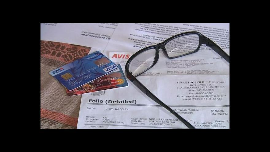 Video Vláda schválila Centrální evidenci účtů
