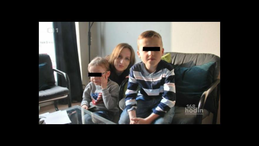 Video Postaví se za české chlapce odebrané matce v Norsku diplomacie?
