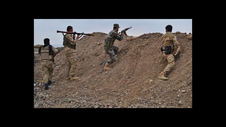 Video Sindžár by měl být v držení spojených kurdských jednotek