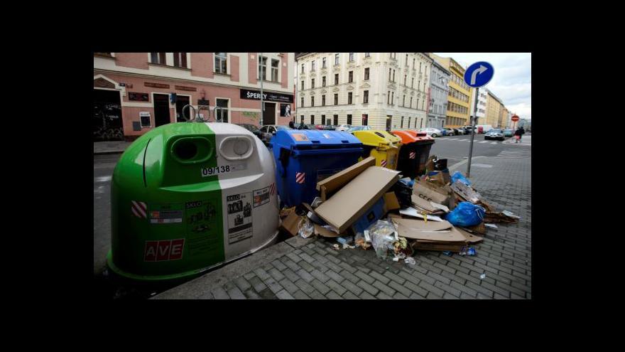 Video Ivo Kropáček: Recyklace je výhodnější