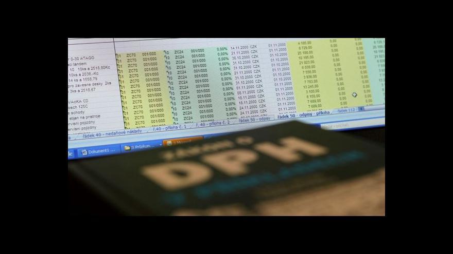 Video Ekonomika ČT24: Měkčí podmínky pro podnikatele?