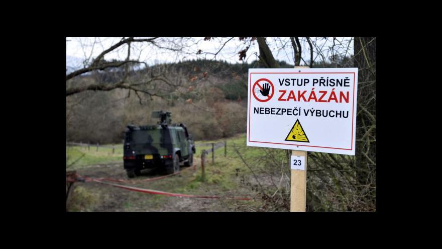 Video Bezpečnostní rada státu jedná o Vrběticích