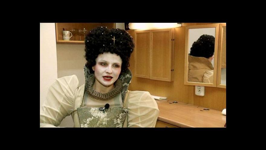 Video Představení režírovala Linda Keprtová