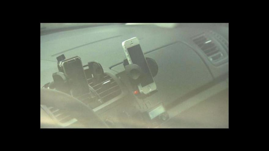Video Na odpočívadlech řádí moderně vybavené gangy zlodějů