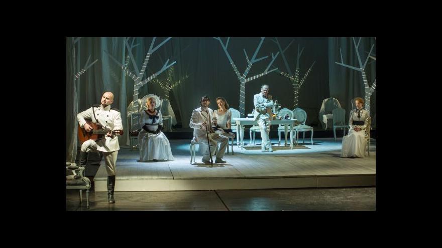 Video Tvůrci a herci představují Lásku na Krymu