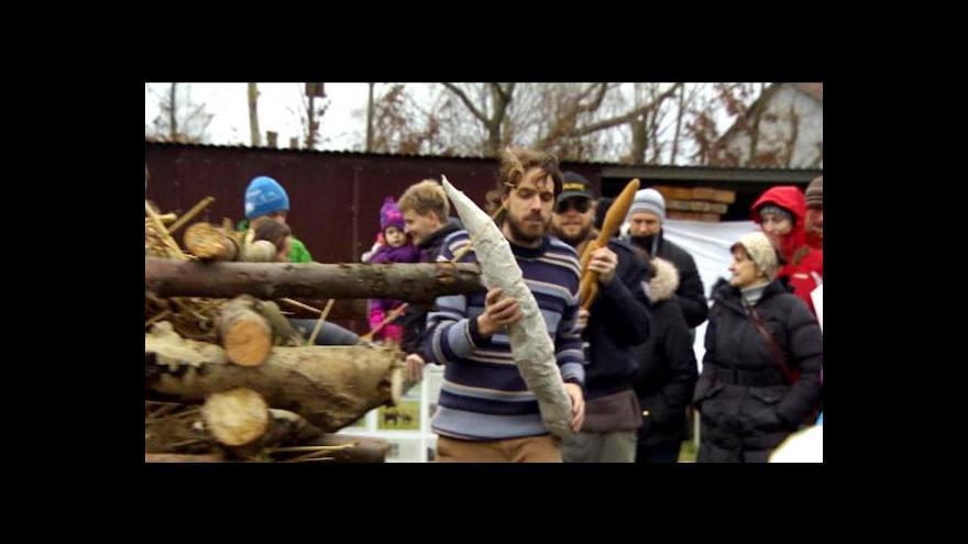 Video Papírové kly vyrobili žáci základních škol