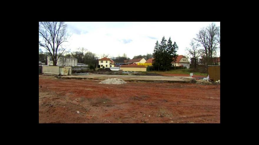 Video Bývalý tovární areál má projít proměnou
