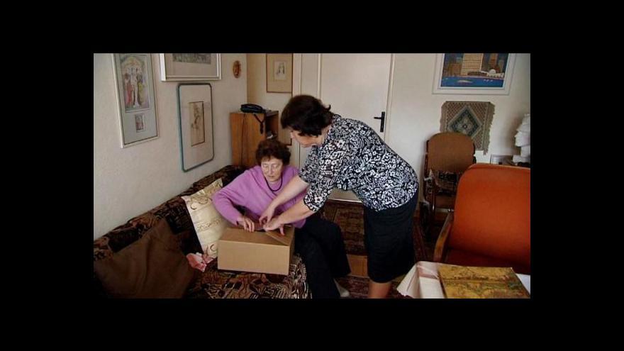 Video Betlém se v rodině předává po generace