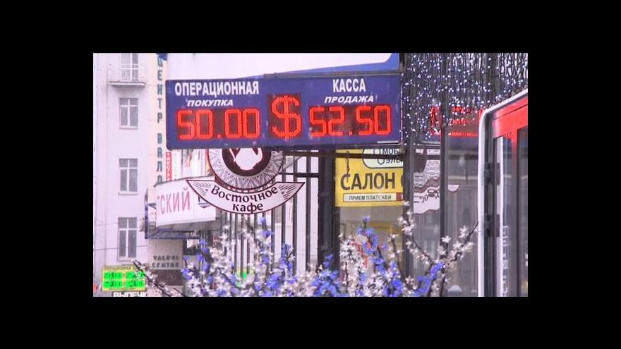 Video Spojené státy zakázaly investice na Krymu