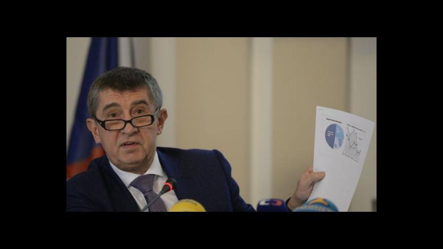 Video Babiš: Arbitráže nehrozí