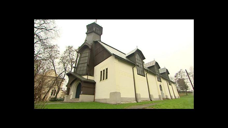 Video Prohlédněte si libeňský kostel sv. Vojtěcha