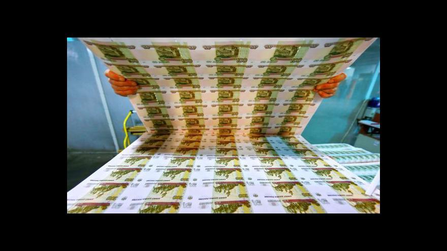 Video Ekonom: Je to pochopitelný krok, ale možná nebude stačit