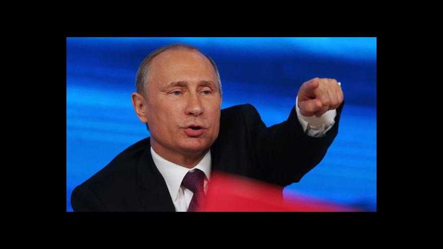 Video Jefim Fištejn k Putinově TK: Byl to Putinův psychologický debakl