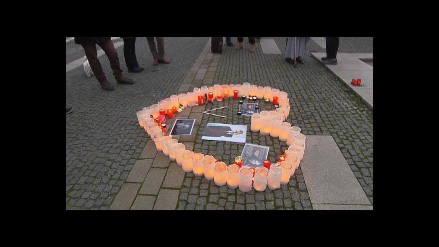 Video Události: Česko si připomíná památku Václava Havla