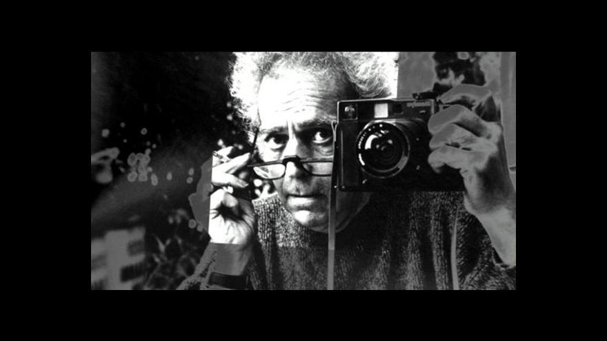 Video Fotograf André Villers jako objekt dokumentu