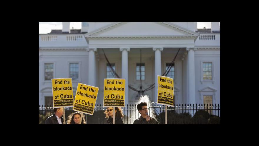 Video Světoví lídři vesměs přivítali průlom v americko-kubánských vztazích