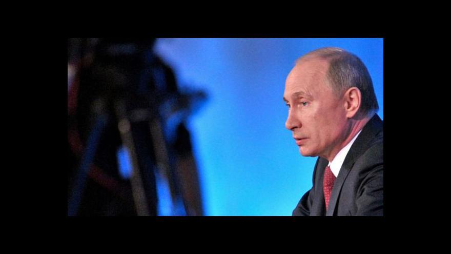 Video Co lze očekávat od Putinovy výroční tiskovky?
