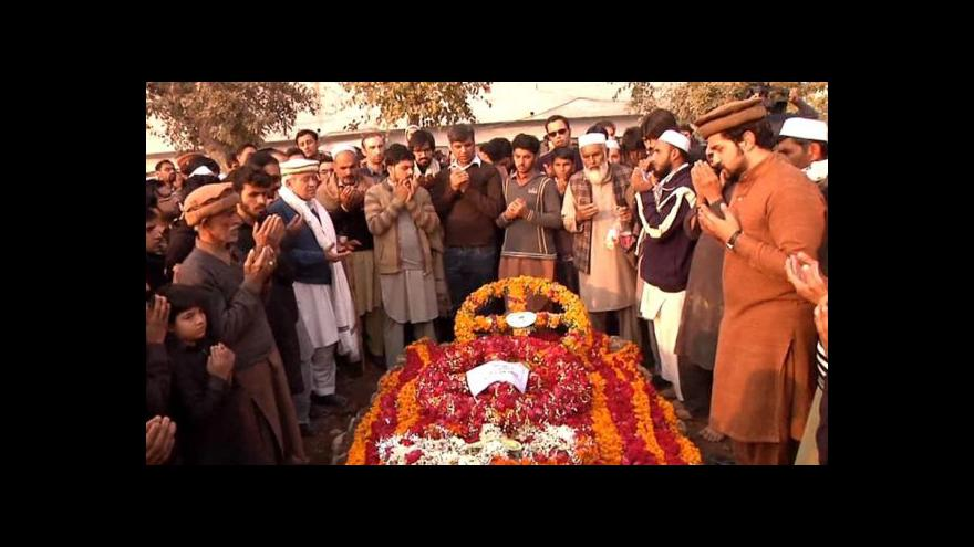 Video Pákistán truchlí za oběti útoku ve škole v Péšávaru