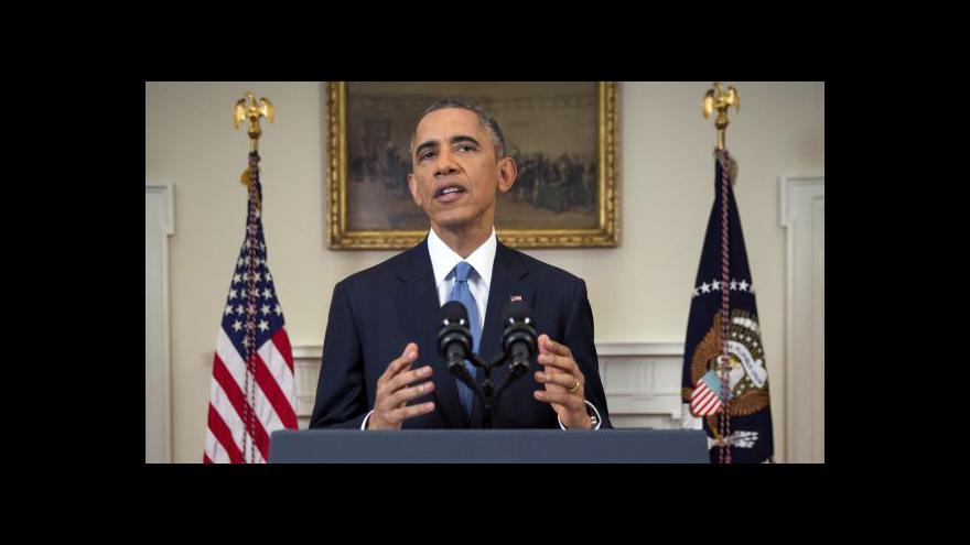 Video Projev Baracka Obamy ke zlepšení vztahů s Kubou