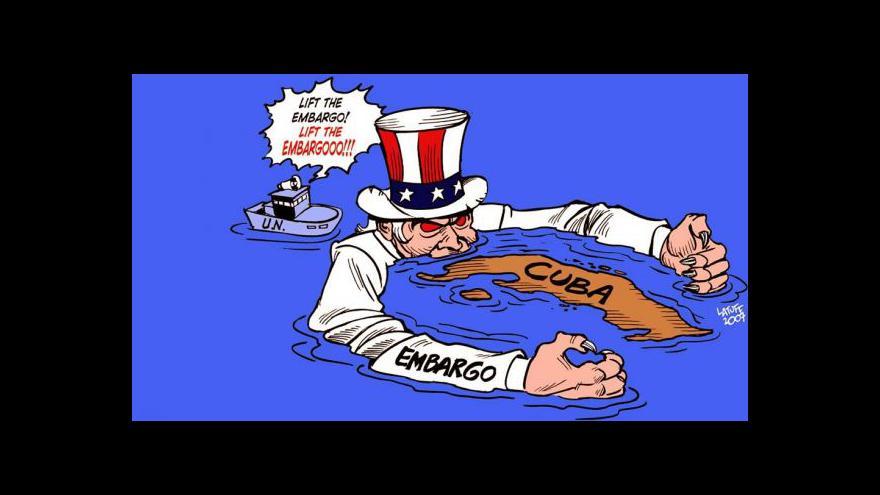 Video Události k historickému zlepšení vztahů USA-Kuba