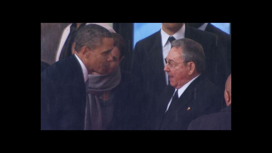 Video Světoví lídři dohodu mezi USA a Kubou vítají