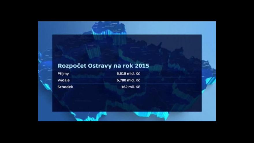 Video Ostrava schválila rozpočet na příští rok.